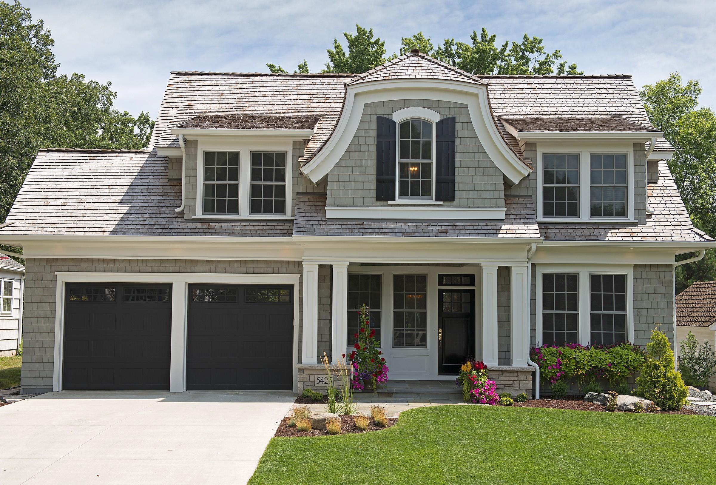 Great neighborhood homes custom home builder dutch for Colonial home builders