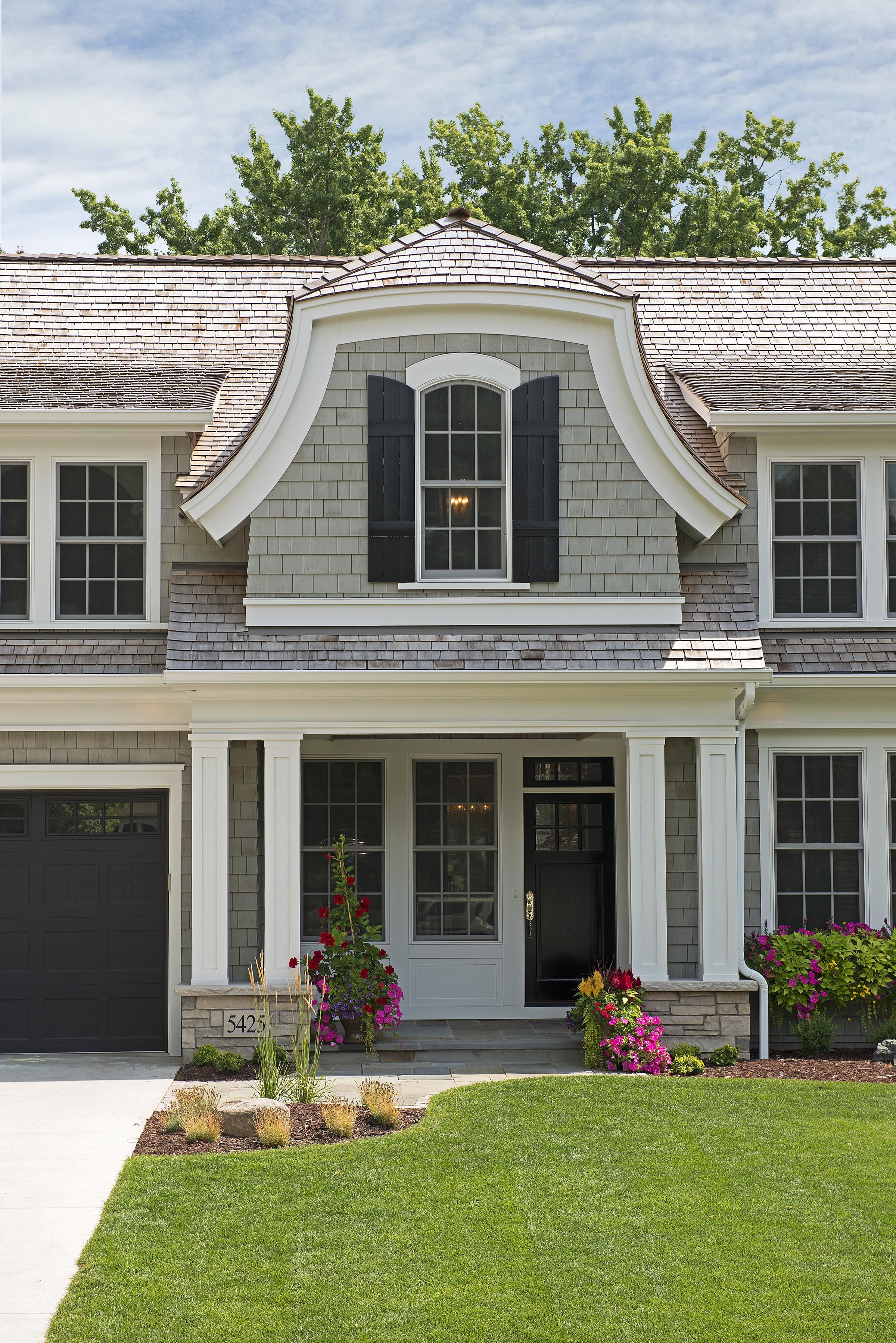 Great neighborhood homes custom home builder dutch for Custom colonial homes
